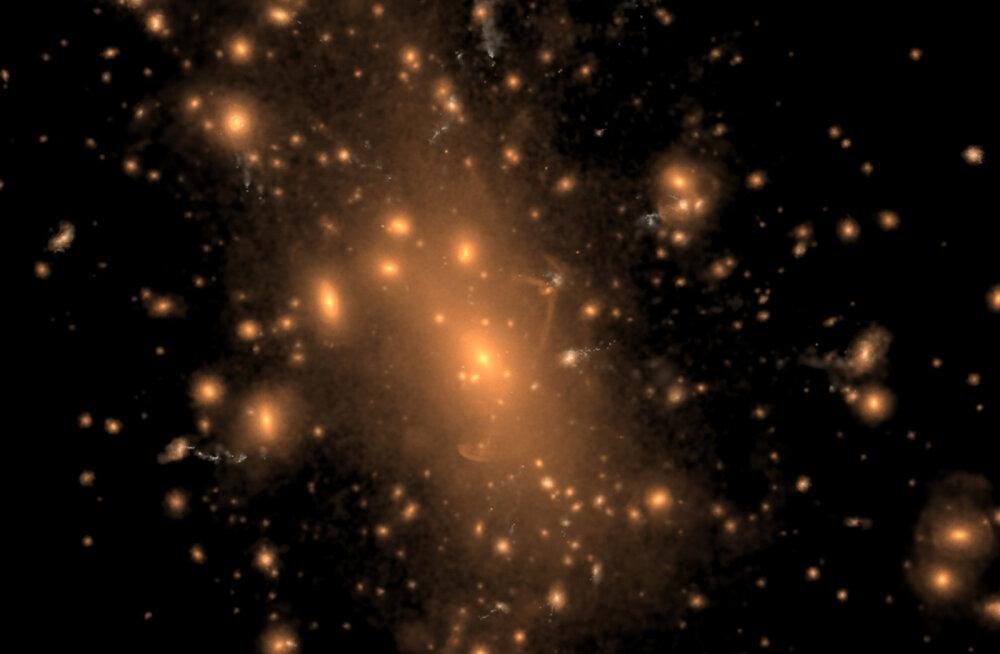 CERN-i füüsikud: universumi olemasolu on võimatu