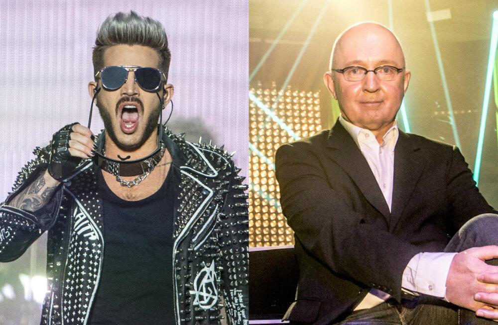 Adam Lambert / Olav Osolin