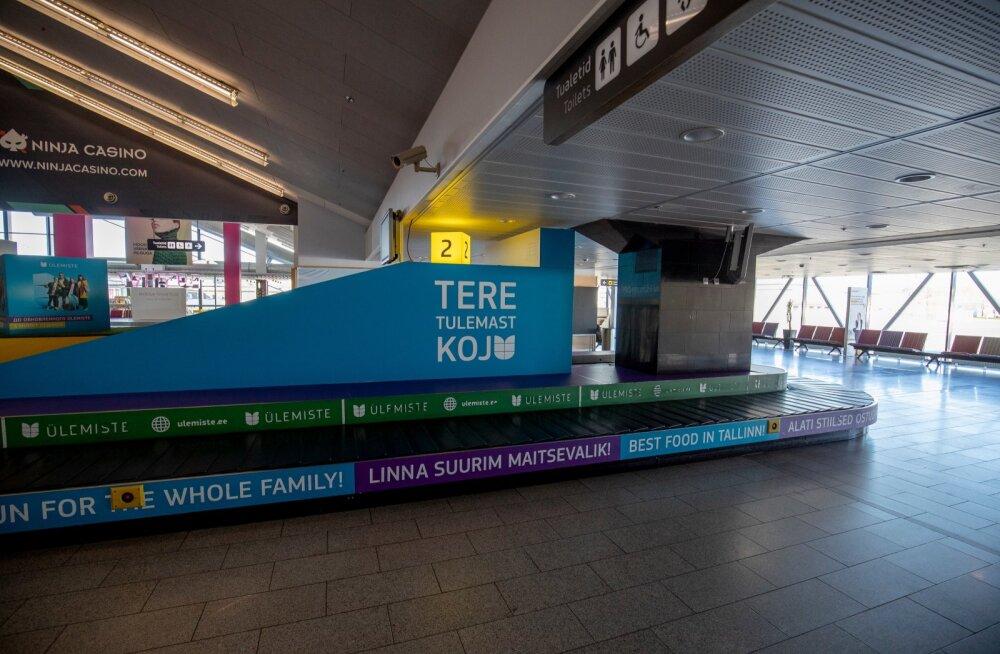 Tallinna lennujaam on värav maailma ja enamiku puhkusereiside alguspunkt. Praegu väljub sealt ainult üksikuid lende.