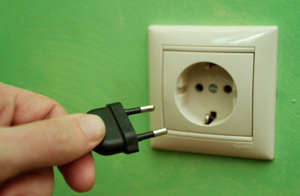 Elektritootmine vähenes novembris pea viiendiku võrra