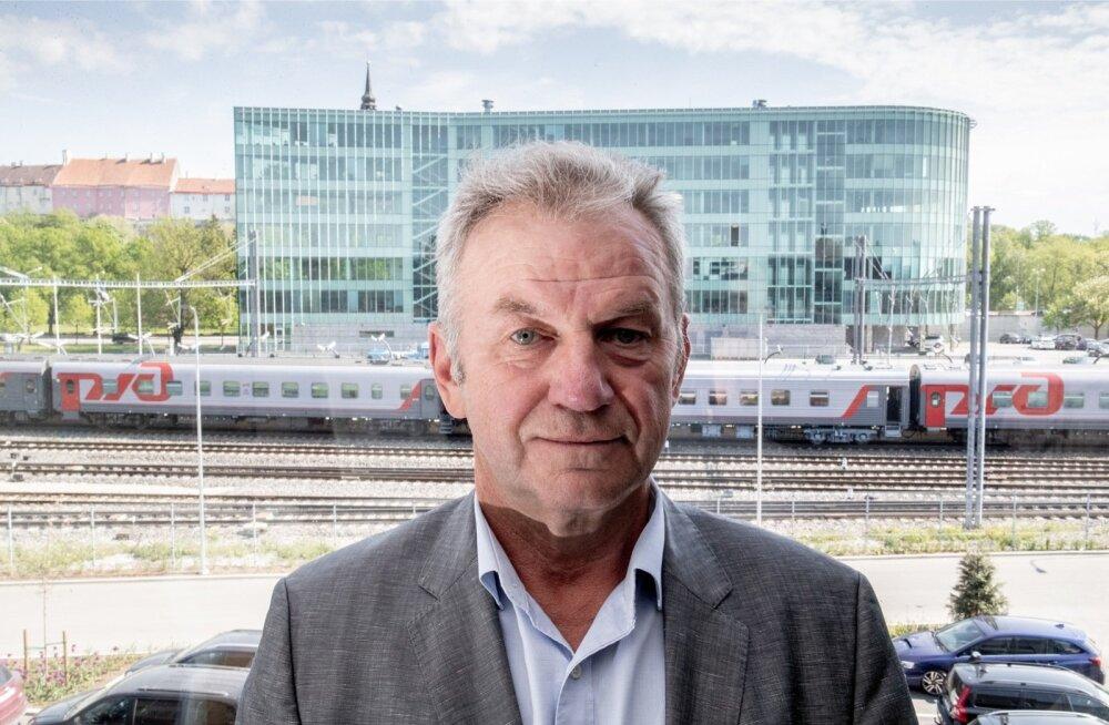 Eesti Raudtee juhatuse esimees Erik Laidvee tunnistab, et uusi rongiliine pole lihtne avada.