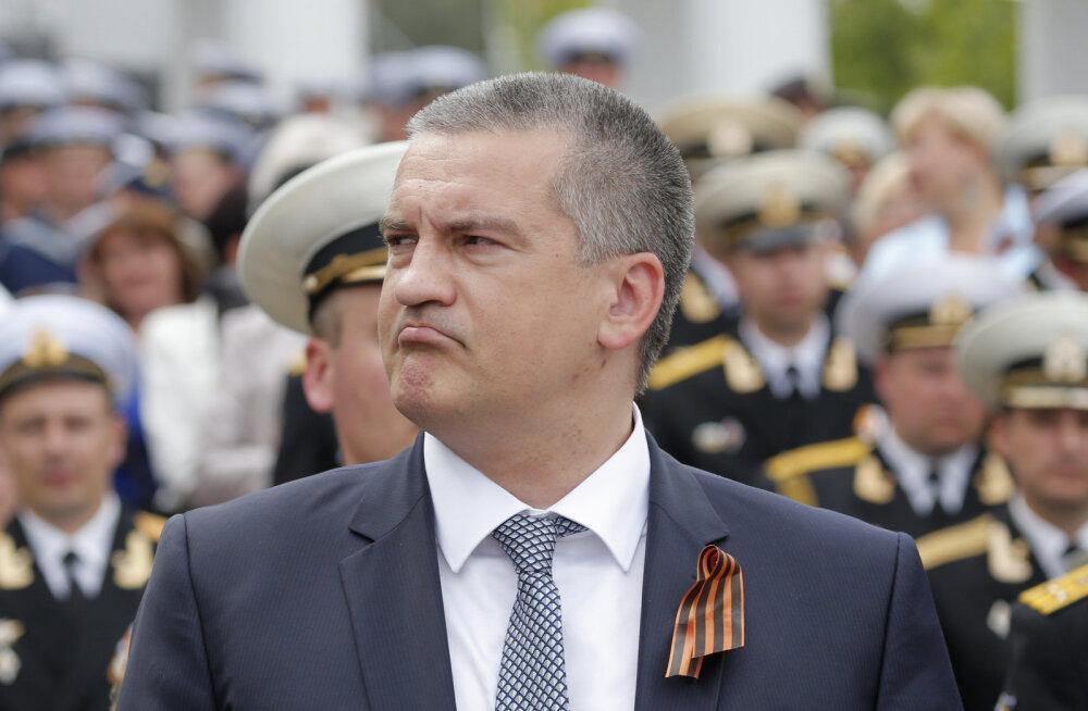 Sergei Aksjonov sanktsioonidest Krimmi vastu: Lääs teeb suure vea
