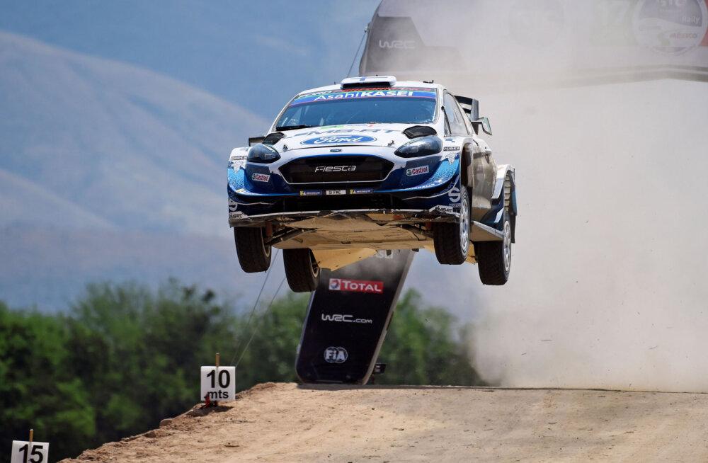 Miski pole enam endine – WRC ralliautod on tulevikus hübriidkrossoverid