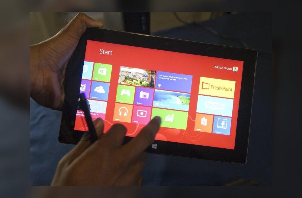 b59982c0577 Tahvelarvutiturg numbrites: Android ja Windows oma pirukatükke ...