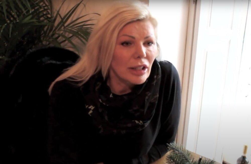 Tallinna iluettevõtja Tiina Jylhä hakkab Soome ametkonnalt nurjunud maskitehingu eest kohtu kaudu 3 miljonit eurot nõudma