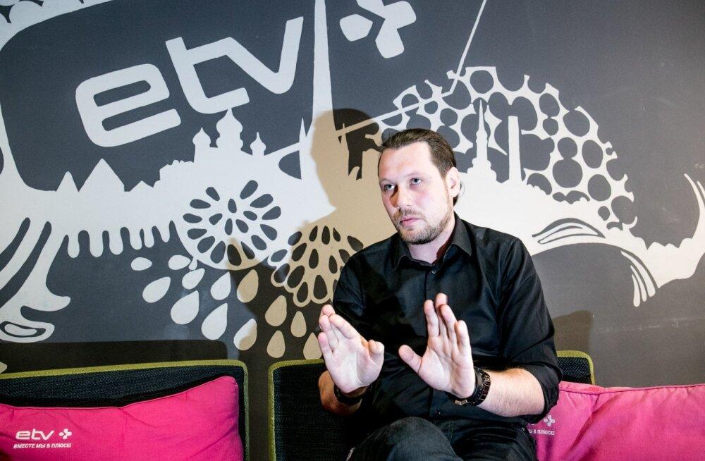 """Dmitri Pastuhhov juhib ETV+ kanalil saadet """"Insight"""" ja teeb kaastööd ka """"Pealtnägijale""""."""