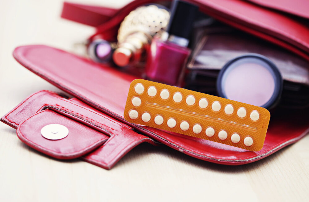 Suukaudsed rasestumisvastased tabletid võivad mõjutada sinu ajustruktuuri