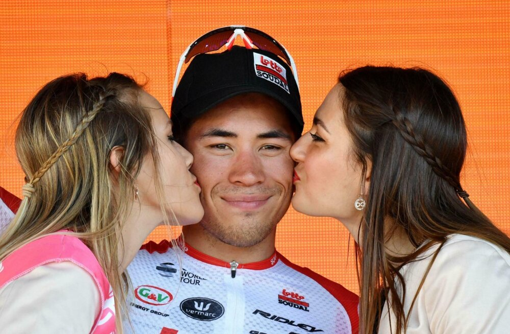 VIDEO | Caleb Ewan võttis Girol teise etapivõidu, Kangert peagrupis