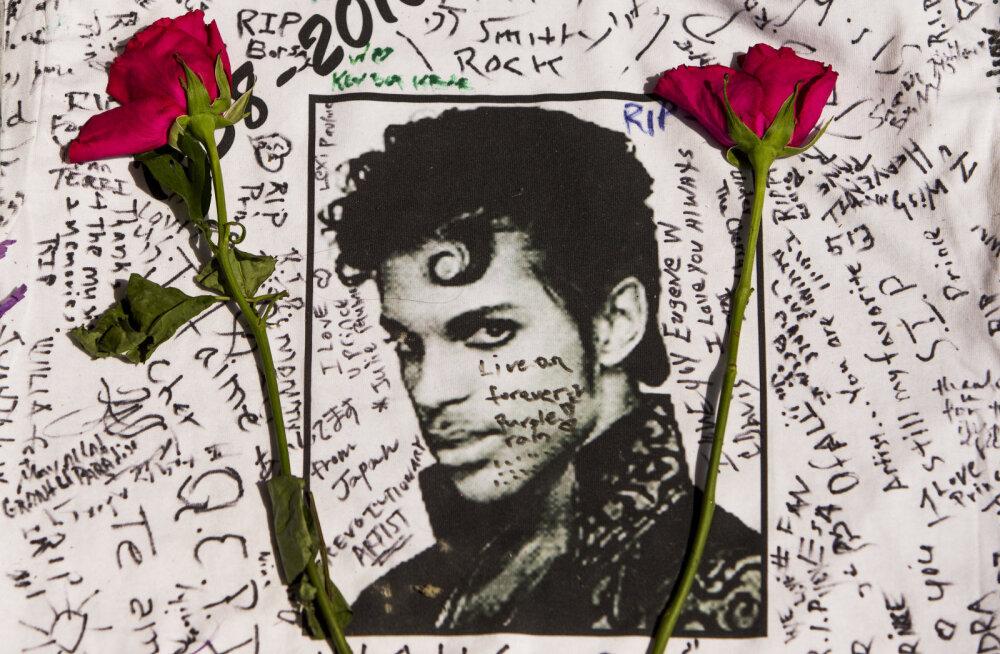 Prince on tagasi! Varalahkunud muusiku seniavaldamata paladest tehti album