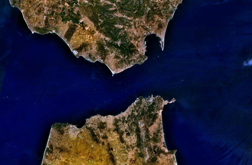 4 мегапроекта тоннелей, соединяющих страны и континенты