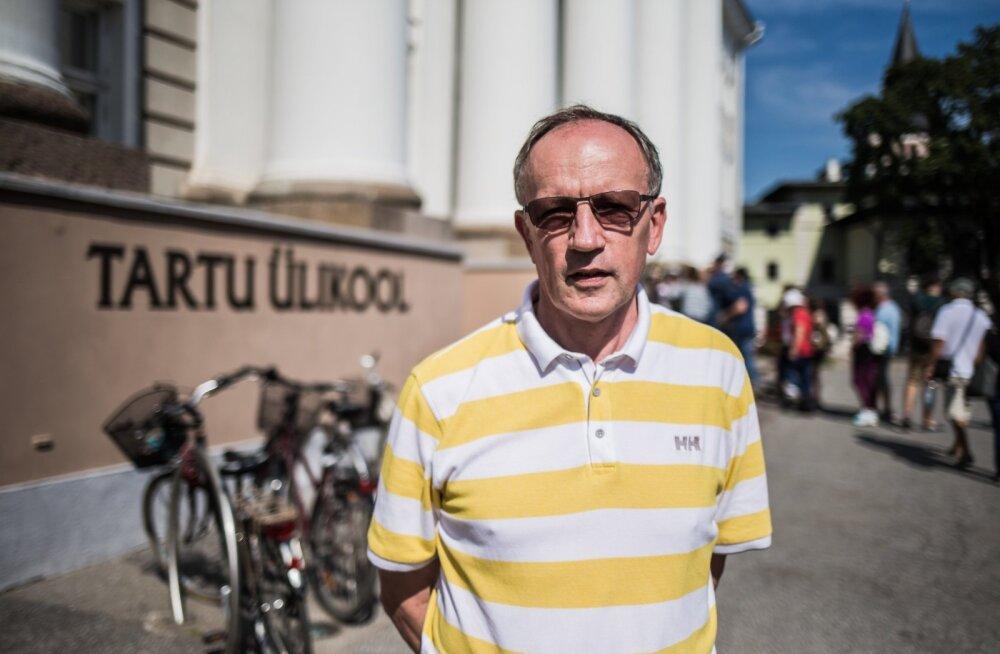 Tartu Ülikooli rektor: Tanel Kiige tegevusetus takistab teadustööd ning kahjustab Eesti mainet
