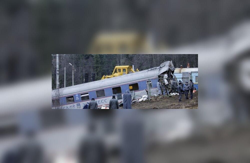 Rongiõnnetuse tunnistajate ütlused vastuolulised