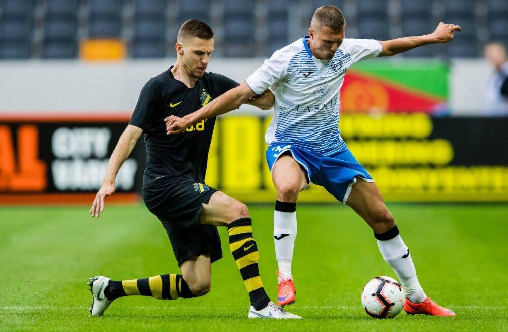 Metsa klubi lahkus Mariborist väärtusliku võõrsilväravaga