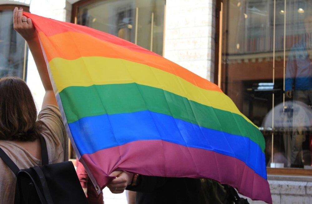 Homoseksuaalne naine: tulevane valitsus on kui õudusunenäo täitumine. Mul on hirm, otsesõnu