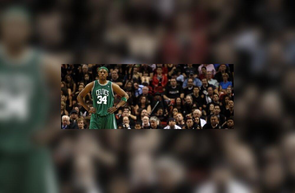 Paul Pierce, NBA, korvpall