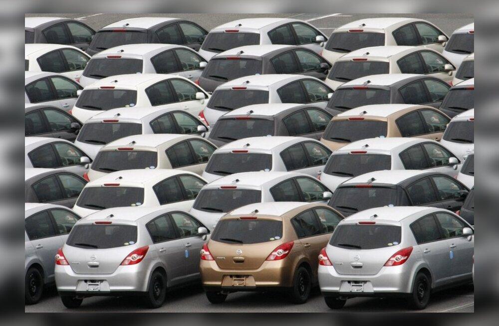 В 2011 году в мире продано рекордное количество автомобилей за всю историю отрасли