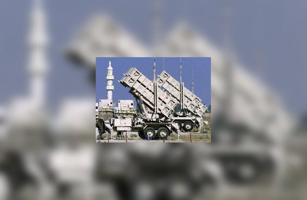 Patriot tüüpi õhutõrjeraketid