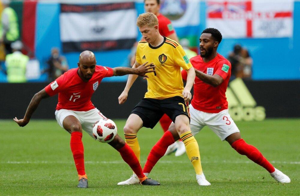 Belgia vs Inglismaa