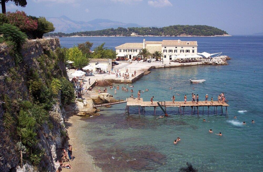 Puhka imelisel Korfu saarel: edasi-tagasi lennupiletid Tallinnast alates vaid 111 eurost!