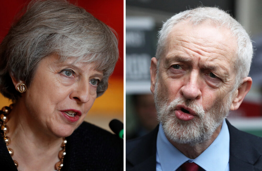 Lootus Brexiti-ummiku lahendamiseks tuhmub: peaminister polevat valmis kompromissideks