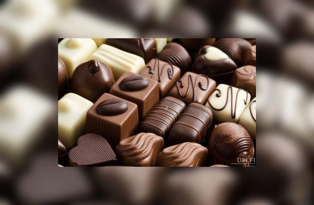 Miks viimane šokolaadikompvek maitseb kõige paremini