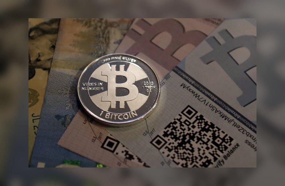 Raha, mida pole isegi olemas – üks <em>bitcoin</em> maksab juba üle tuhande dollari!