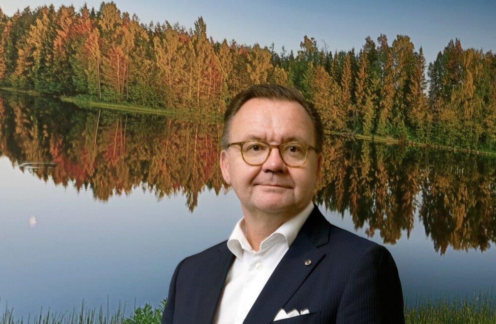 Stora Enso pealik Karl-Henrik Sundström viitab, et nad on puidukeemiaga juba kaugele jõudnud, sest panustavad uuringutesse kaks korda rohkem kui konkurendid