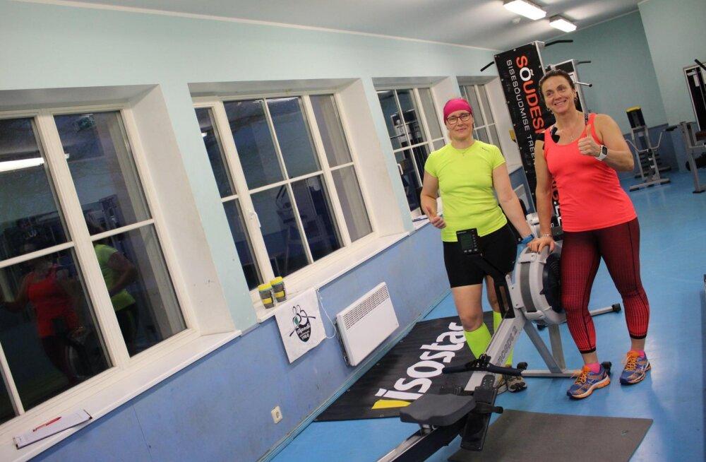 VIDEO   Eesti naised püstitasid uhke maailmarekordi