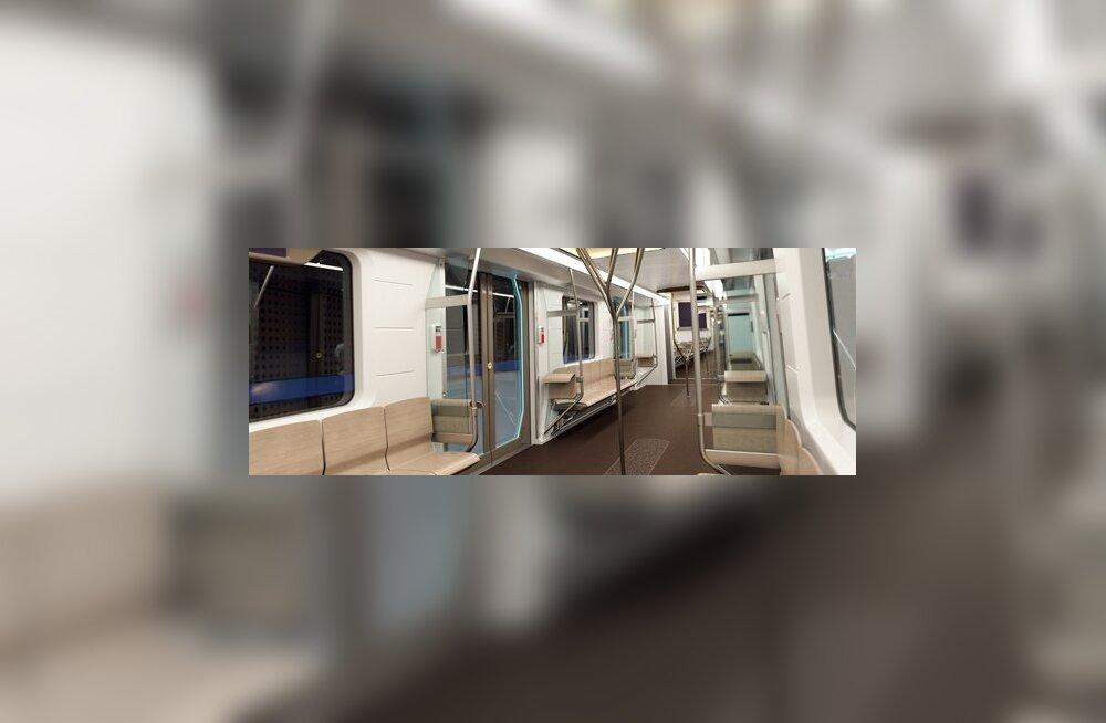 Дизайнеры BMW создадут метро будущего