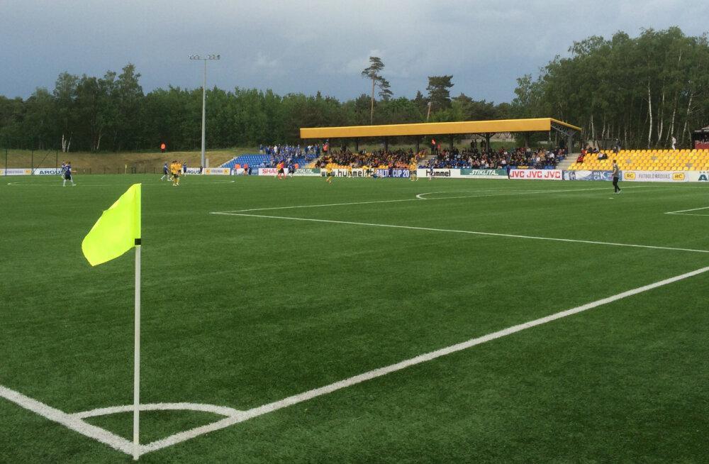 U-21 jalgpallikoondis alustas Balti turniiri viigiga Leedu vastu