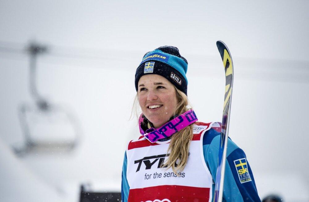 Rootsi spordigala korraldajad vabandasid ratastooliga publikus viibinud raske saatusega olümpiamedalisti ees