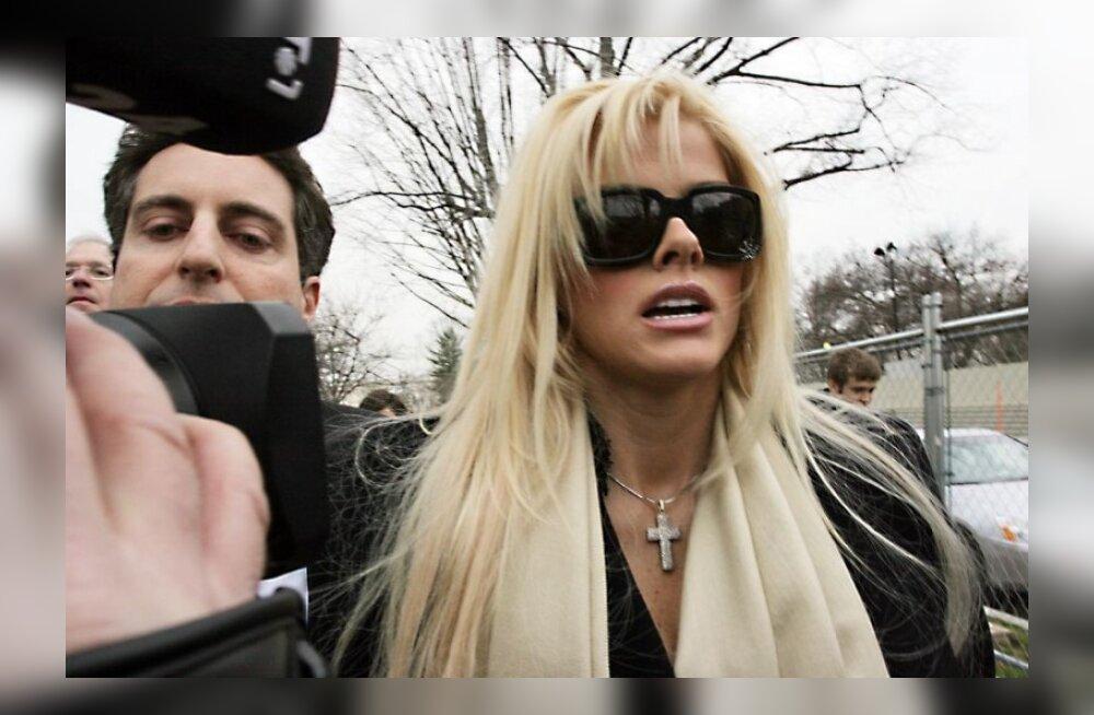 Anna Nicole Smith oli ravimisõltlane