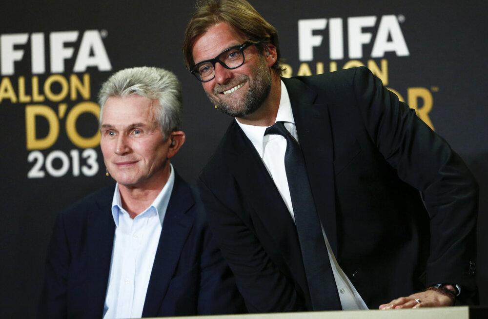 Bayernit juhendab hooaja lõpuni 72-aastane üllatuskandidaat
