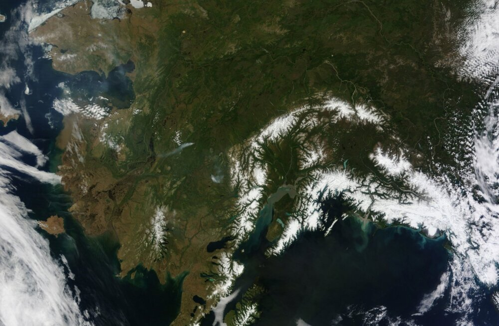 Miks ei tekkinud esmaspäeval Alaska lahes toimunud maavärina järel hiidlainet?