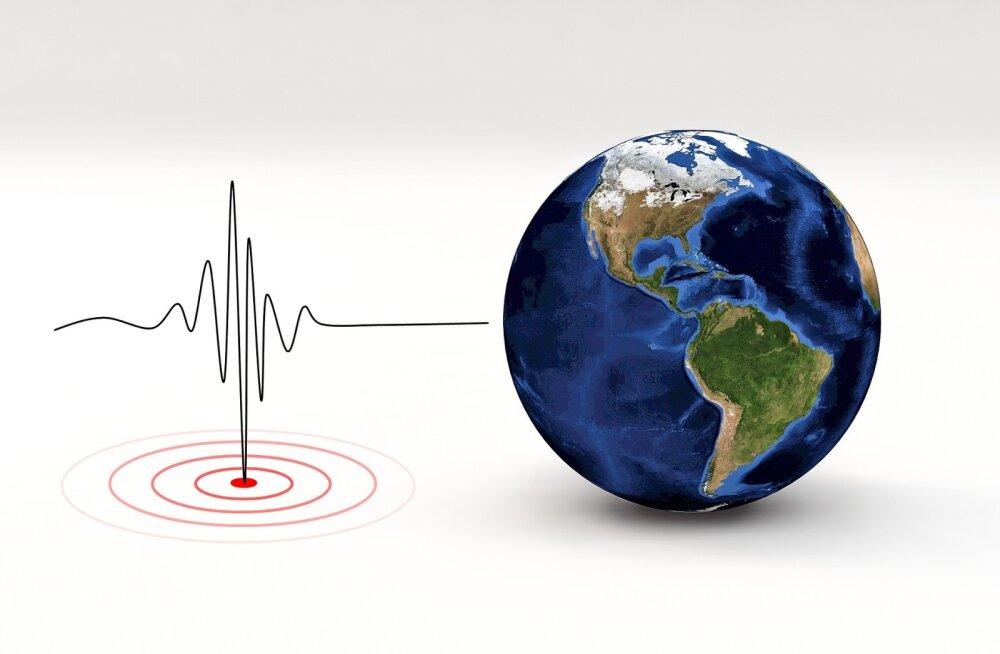 Ka taustmüra on signaal – seismoloogilistel mõõtmistel on palju võimalikke rakendusi