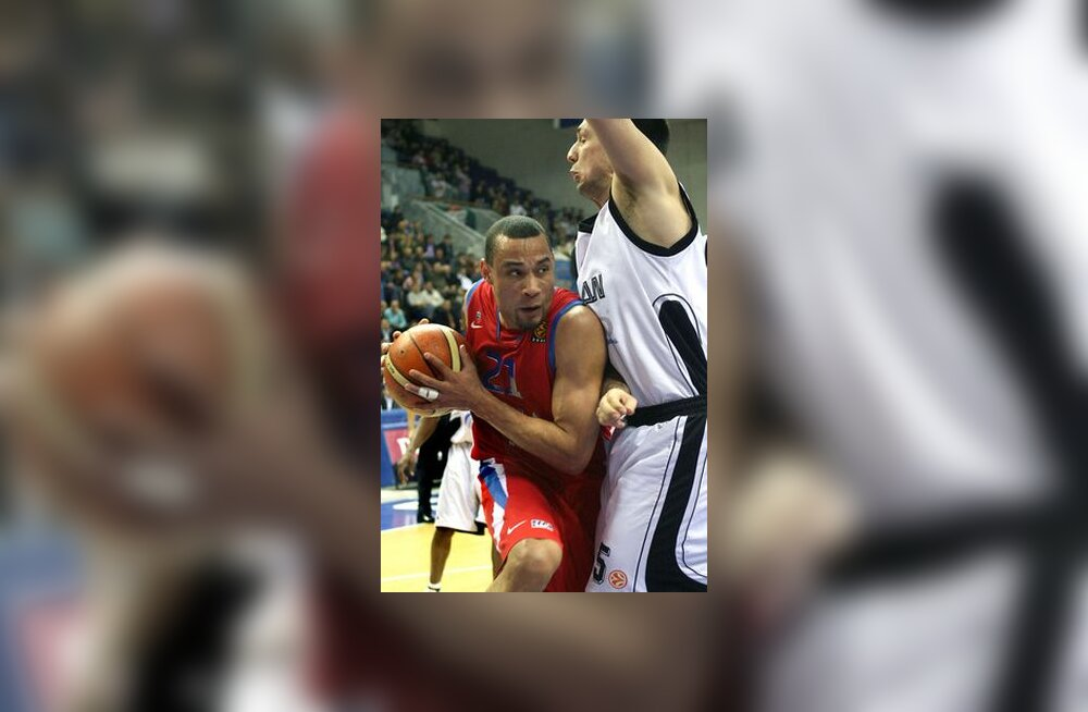 Trajan Langdon, CSKA