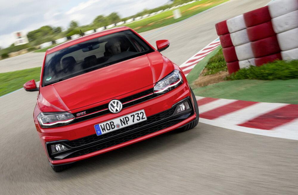 PROOVISÕIT | Volkswagen Polo GTI: kasutusmugavus enne sõidulusti?
