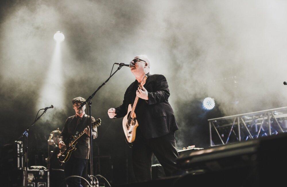 The Pixies esines Positivuse festivali esimesel päeval