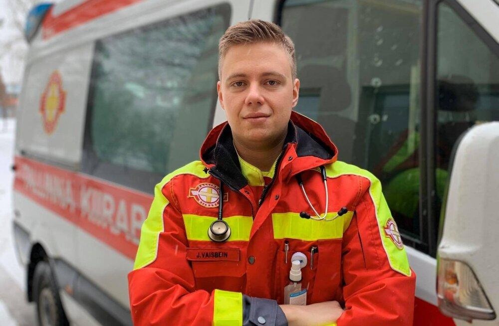 Медбрат Таллиннской скорой помощи рассказал, как не заразиться коронавирусом