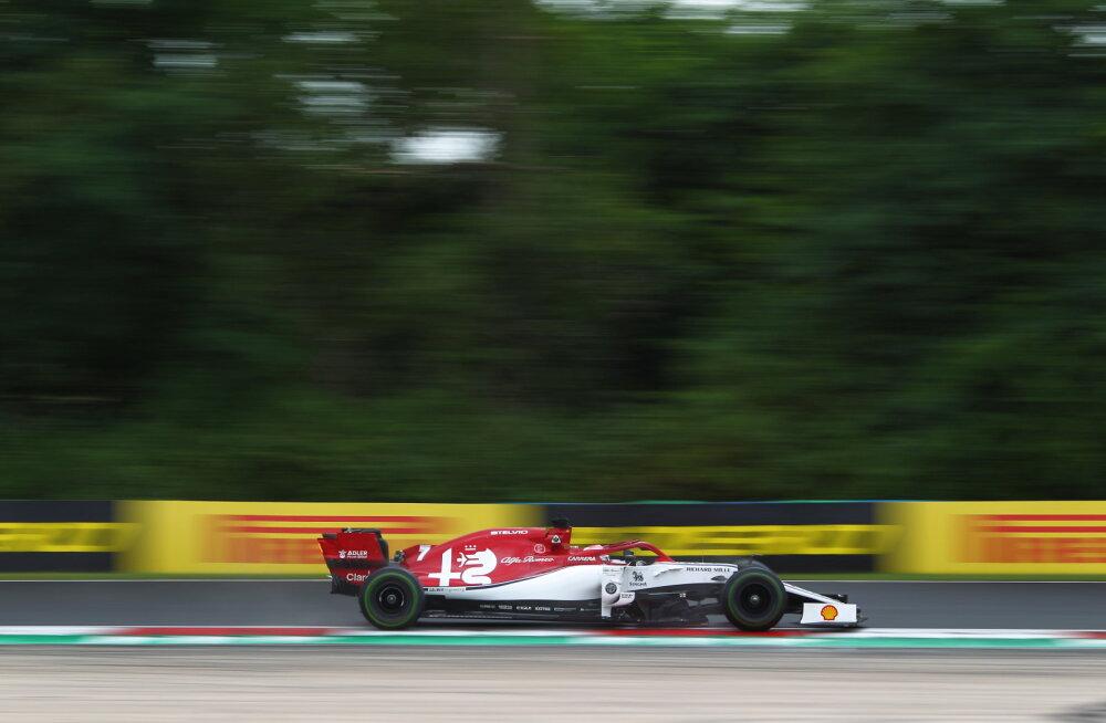 Alfa Romeo boss kiitis Räikköneni: meie koostöö toimib perfektselt