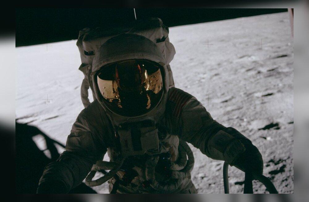 APOLLO 12 - Pete Conrad ja Alan Bean: Kolmas ja neljas mees Kuu pinnal, aasta siis oli 1969
