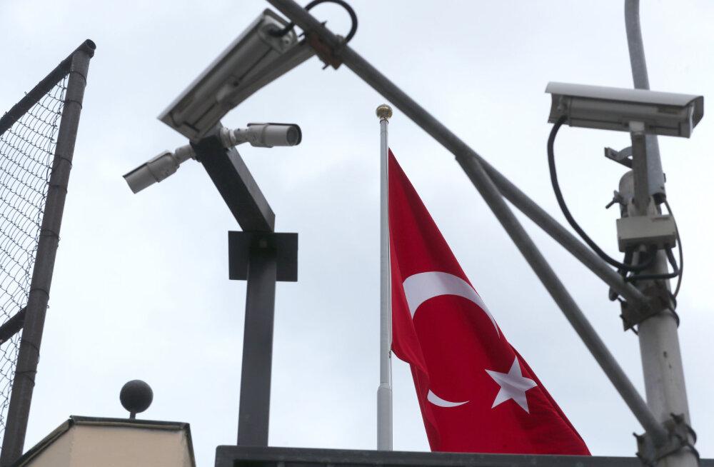 Türgi mõistis terrorismi süüdistuse alusel Tallinnas äri ajanud baklavaärimehele vanglakaristuse