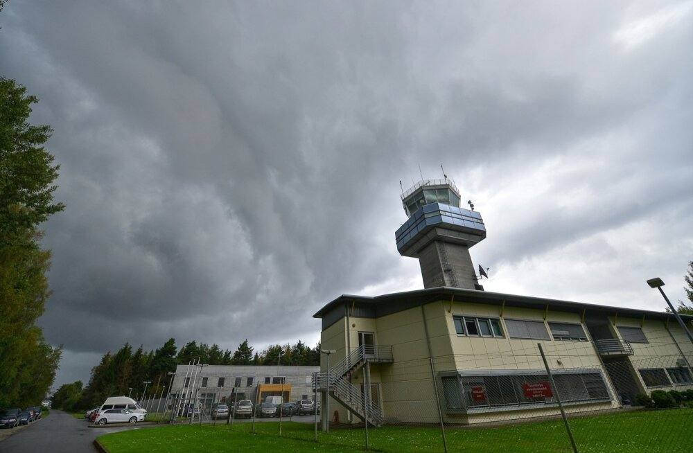 Merko ehitab 5,2 miljoniga Tallinna lennujuhtimistorni laienduse
