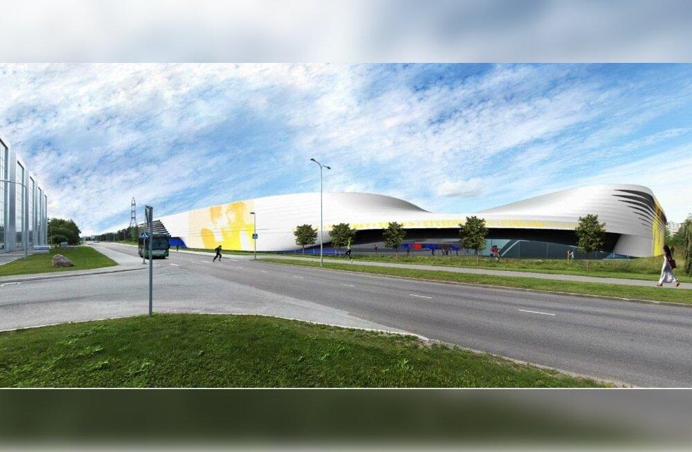 Lasnamäele rajatakse kaubandus- ja vabaajakeskus