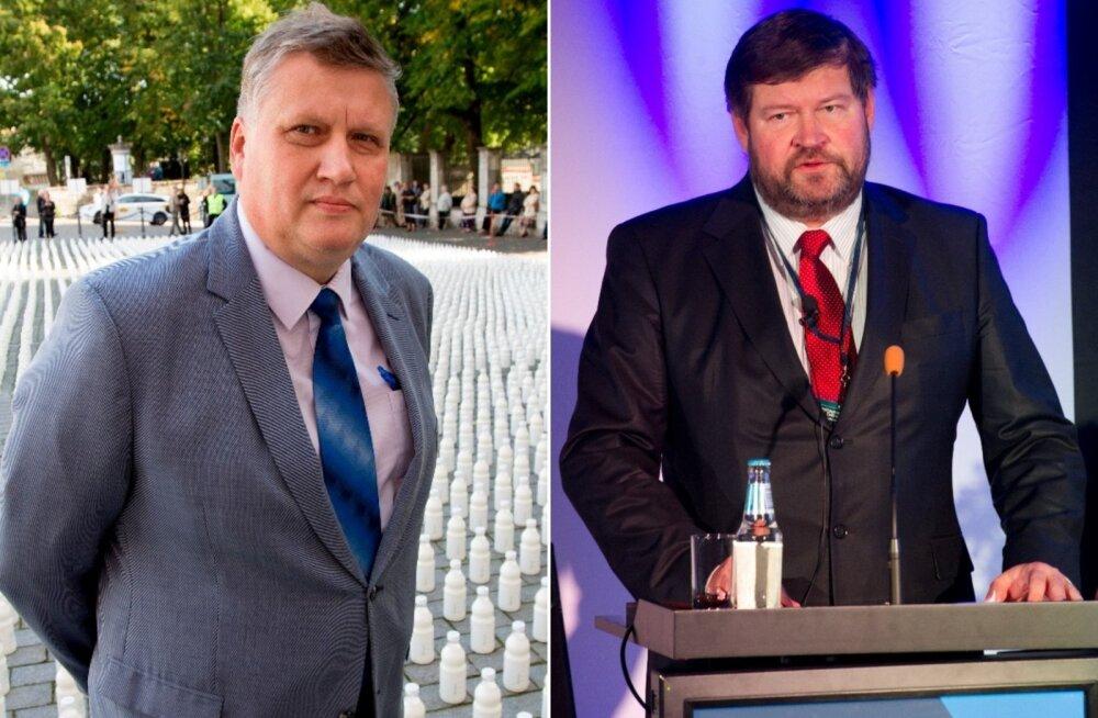 Jaanus Marrandi Venemaa presidendivalimistele minemisest: muidugi lähen, mis seal ikka karta