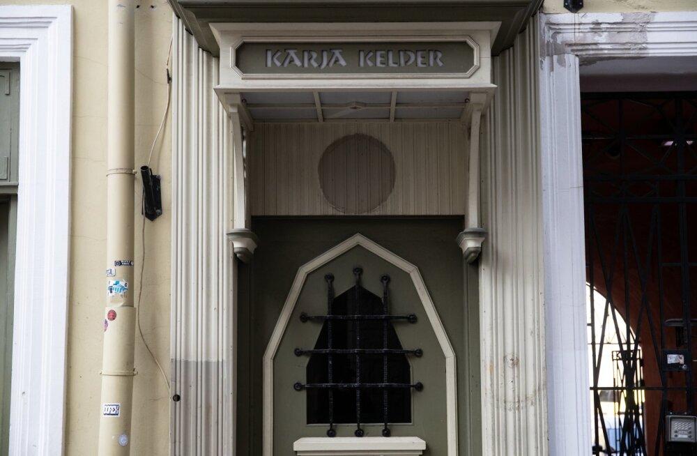 Legendaarne Karja Kelder sulges uksed.