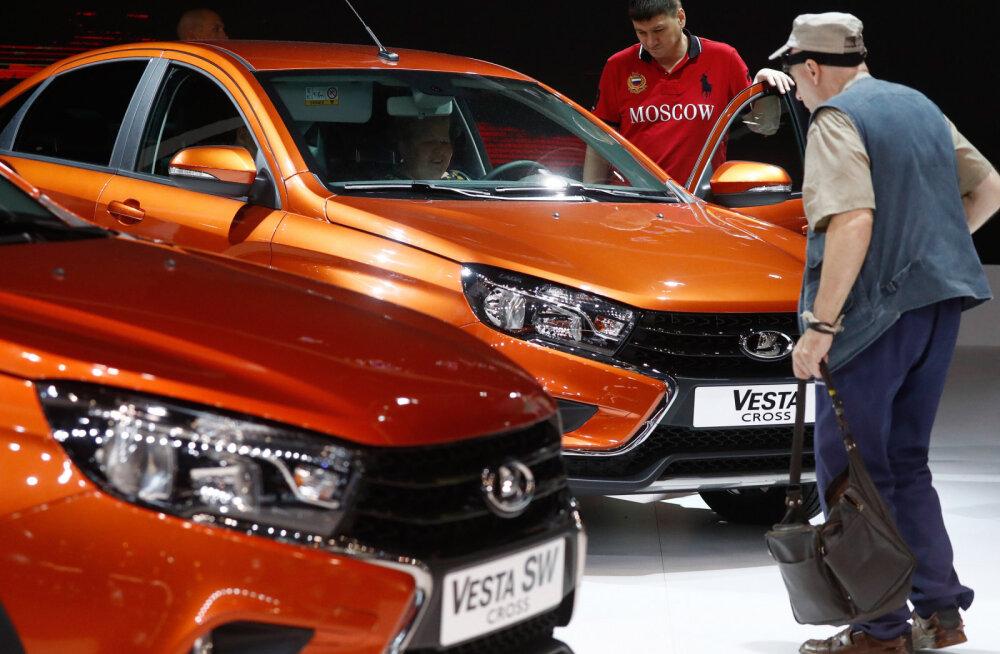 Не соответствуют нормам: АвтоВАЗ прекращает поставки Lada на европейский рынок