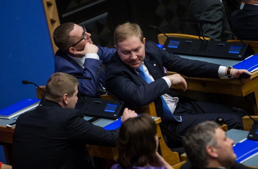 Riigikogu juhatuse valimine