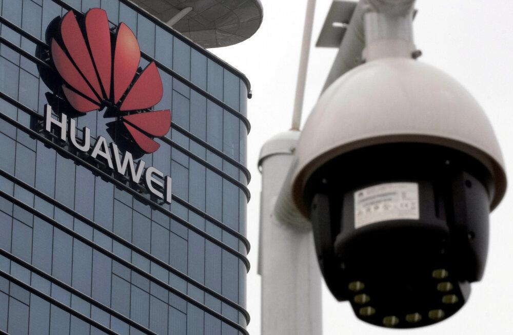 CIA: Huawei on ohtlik, kuna saab rahastust Hiina armeelt