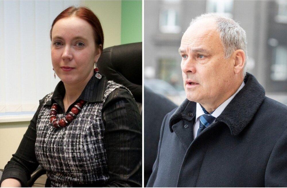 Внутрипартийная свара у тартуских центристов: вице-мэр не хочет покидать свой пост